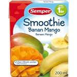 Semper Smoothie Banan Mango 1 år 200 ml