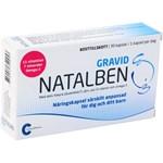 Natalben Gravid 30 st kapslar