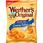 Werthers Original Creamy Toffees Sockerfri 80g