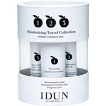 IDUN Minerals Moisturizing Travel Collection