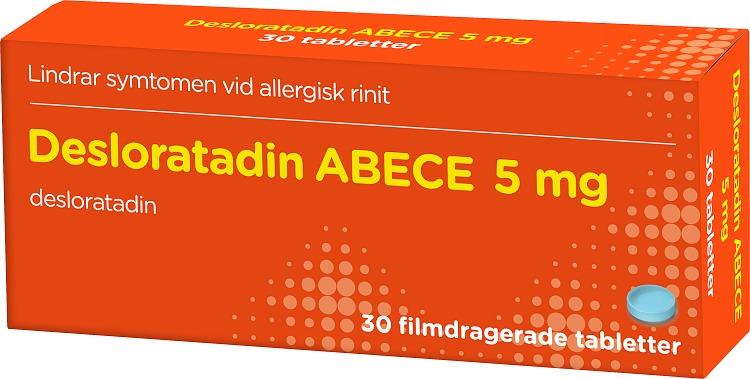 pollenallergi medicin receptfritt