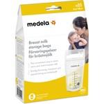 Medela Förvaringspåse för bröstmjölk 180 ml, 25-pack