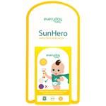SunHero solskyddsindikator Vit/lila