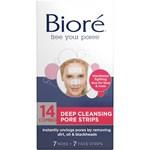 Bioré Deep Cleansing Pore Strips Combo 14 st