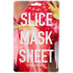 Kocostar Slice Mask Sheet Strawberry 20 ml