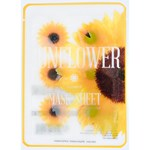Kocostar Sunflower Flower Mask Sheet 20 ml