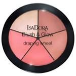 Isadora Blush & Glow Draping Wheel Peachy Rose Pop