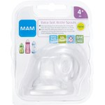 MAM Extra Soft Bottle Spout 2-pack