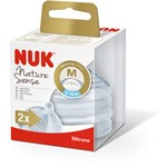 NUK Nature Sense Dinapp Strl. 2 Medium