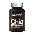 Superfruit Chia Omega-3 Oil Capsules 60 st x 500 mg