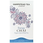 Hampstead Tea Chai Energy Svart te 20 påsar