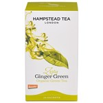 Hampstead Tea Ginger Green Grönt te 20 påsar