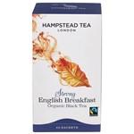 Hampstead Tea English Breakfast Strong Svart te 20 påsar