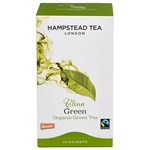 Hampstead Tea GreenTea Clean Grönt te 20 påsar