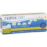 Natracare Tampong Regular Eko 20 st