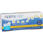 Natracare Tampong Super Eko 20 st