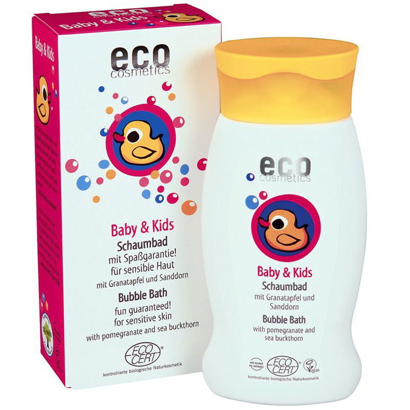 Eco Cosmetics Baby & Kids Bubbelbad 200 ml