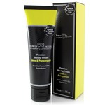 Edwin Jagger Natural Premium Shaving Cream Limes & Pomegranate 75 ml
