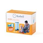 Korbell Refill till blöjhink 15 liter 3-pack