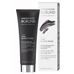 Annemarie Börlind 2 in 1 Black Mask 75 ml