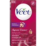 Veet Wax Strips Bikini / Under Armar 14 st