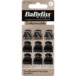 BaByliss Minikrokoklämma 9 st