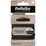 BaByliss Svart hårsnodd Anti-Glid 9 st