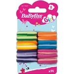 BaByliss Hårsnodd Tyg Mini Kids 14 st