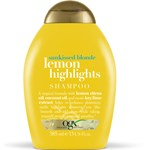 OGX Sunkissed Blonde Lemon Highlights Shampoo 385 ml