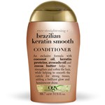 OGX Ever Straight Brazilian Keratin Smooth Conditioner 88,7 ml