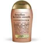 OGX Ever Straight Brazilian Keratin Smooth Conditioner 88,7 ml