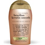 OGX Ever Straight Brazilian Keratin Smooth Anti-Breakage Serum 100 ml