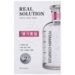 Missha Real Solution Tencel Vitalizing Sheet Mask 25 g