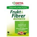 Frukt & Fibrer Uppblåst Mage 30 st