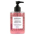 Apolosophy Liquid Soap Dreamy rose 300 ml