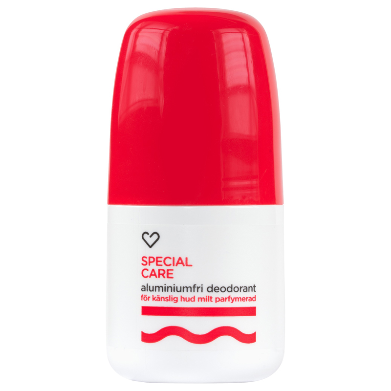 Aluminiumfri deodorant apoteket