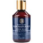 c/o Recipe for Men Raw Naturals Rustic Beard Shampoo & Conditioner 250 ml