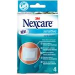 Nexcare Sensitive Sterila Plåster 4 st