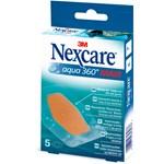 Nexcare Aqua 360° Maxi Plåster 5 st