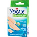Nexcare Comfort 360° Plåster 30 st