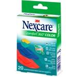 Nexcare Comfort 360° Color 20 st