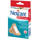 Nexcare Blood-Stop Plåster 14 st