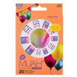 Kiss Muah Instant Mani Kit Color Pop