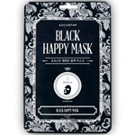 Kocostar Black (Charcoal) Happy Mask