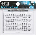 Ardell Individual Lashes Knotted Free Combo 56 st
