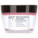 No7 Restore & Renew Face & Neck Multi Action Day Cream SPF 15 50 ml