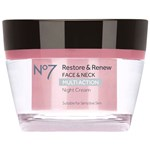 No7 Restore & Renew Face & Neck Multi Action Night Cream 50 ml