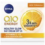 Nivea Q10 Plus C Anti-Wrinkle & Energy Day Care SPF15 50 ml