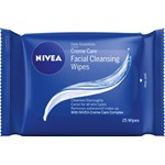 Nivea Creme Care Cleansing Wipes 25 st