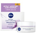 Nivea Soothing Day Cream  SPF 15 50 ml